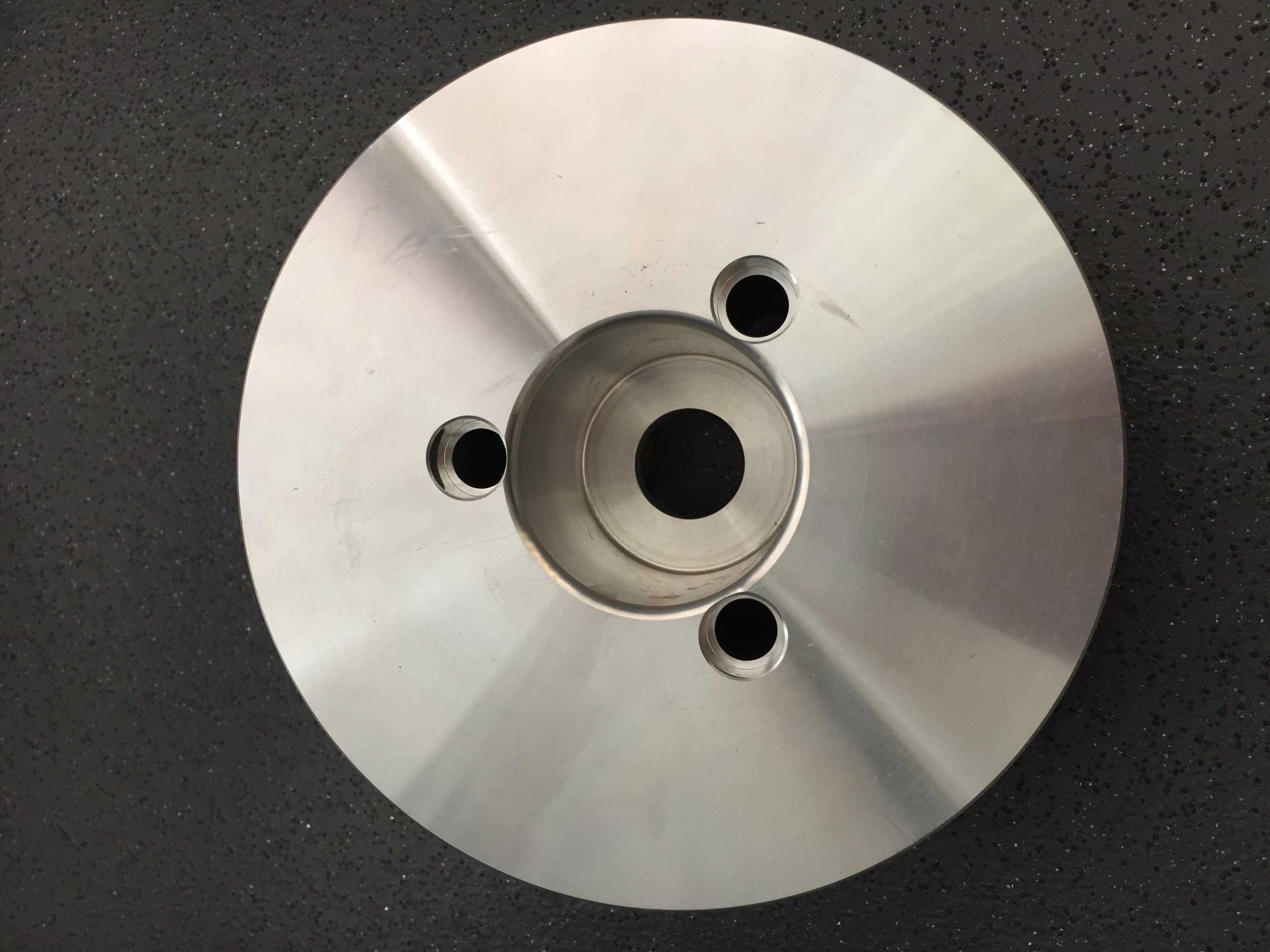 Transit 2.5DI Crankshaft pulley