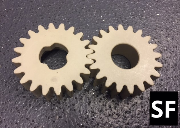 Carpigiani Pump Gears